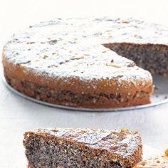 Österreichischer Mohnkuchen