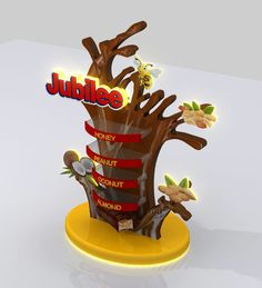 Jubilee Product stand on Behance