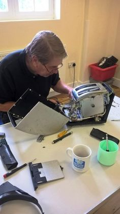 Volunteers at community events across Devon and Torbay have repaired dozens of broken electrical items this autumn as part of an initiative to reduce waste.  From September to November nine repair events were held, one in every district and Torbay, giving members of the public the chance to have electrical appliances – including computers – fixed for free.