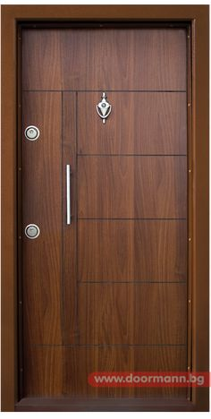 Main Door Design Entrance Modern Metal Ideas For 2019 Flush Door Design, Home Door Design, Bedroom Door Design, Door Design Interior, Main Entrance Door Design, Wooden Front Door Design, Wooden Front Doors, Modern Wooden Doors, Modern Exterior Doors