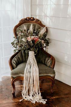 37 Boho Wedding Shoot With Macrame Decor - Page 34 of 37 - You and Big Day Small Wedding Bouquets, Boho Wedding Bouquet, Wedding Shoot, Chic Wedding, Wedding Styles, Wedding Blog, Wedding Ideas, Rustic Wedding, Summer Wedding