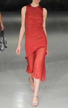 Barbara Casasola Spring/Summer 2015 Trunkshow Look 19 on Moda Operandi (=)