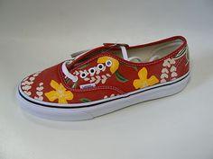 Want these Hawaiian Vans!