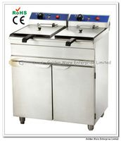2013 22L Double Electric Fryer For Sale