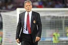 Reports indicate AC Milan have sacked Sinisa Mihajlovic will announce successor today