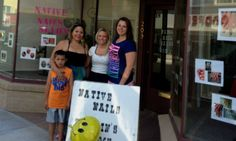 Nailing business opportunities with opening of nail salon.