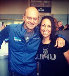 LIMU Gear with Rowdy Gaines Olympic Gold Medalist and Sports Announcer