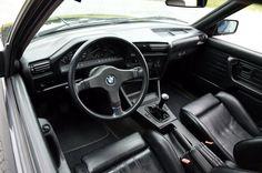 Interior BMW 320is Sedan (E30) '09.1987–07.1990