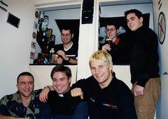1996 students at the University #dundeeuni50