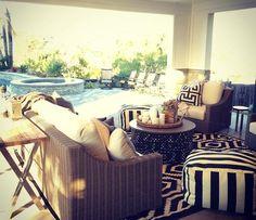 M. Swabb Interior Design San Diego   OUTDOOR