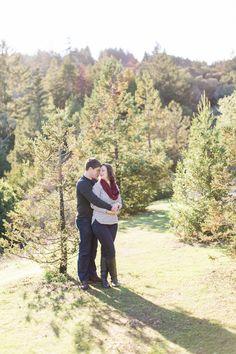 Woodside Huddart Park Engagement Session // Bay Area Wedding Photographer // Olivia Richards Photography