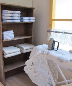 miniature laundry rooms - Google Search