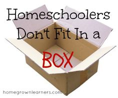 "Homegrown Learners - Home - Homeschooling and The Fear of Not ""Fitting In"""