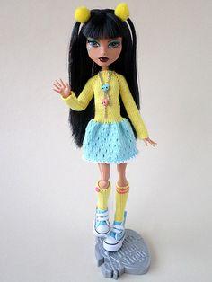 PlayDolls.ru - Играем в куклы: Апельсиновая кошечка: Одежда для кукол. (43/62)
