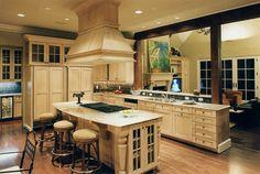 apartment kitchen design ideas galley kitchens designs ideas white kitchen cabinets design ideas #Kitchen