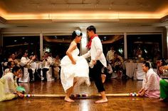(Alyssa Cultural) Filipino Wedding Traditions, is when the bride and groom first dance, they do the tinikling dance with the sticks. Polish Wedding Traditions, Filipino Wedding Traditions, My Perfect Wedding, Dream Wedding, Wedding Day, Wedding Dreams, Trendy Wedding, Wedding Things, Wedding Reception