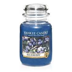 Scented Glass Jar Candles - Yankee Candle