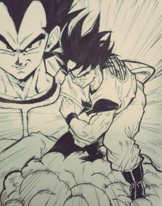 (Vìdeo) Aprenda a desenhar seu personagem favorito agora, clique na foto e saiba como! Dragon ball Z para colorir dragon ball z, dragon ball z shin budokai, dragon ball z budokai tenkaichi 3 dragon ball z kai Dragonball Art, Goku Y Vegeta, Son Goku, Dbz Drawings, Goku Manga, Dragon Ball Z Shirt, Dragon Z, Ball Drawing, Popular Manga