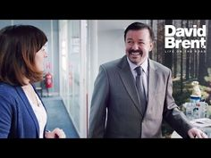 Ricky Gervais on 'Special Correspondents,' David Brent and Bad Reviews | Rolling Stone