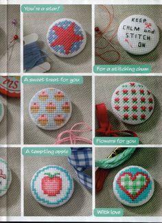 Gallery.ru / Фото #3 - Cross Stitch Crazy 154 сентябрь 2011 + приложение Friendship - tymannost