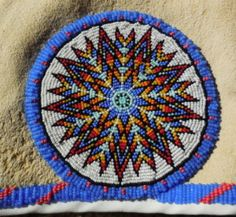 Beaded-VEST-Native-American-Rose-and-Tepee-design-Apache-Plains-beadwork-style_2
