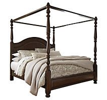 Martini Suite Cal King Canopy Bed by Ashley Furniture | Home Sweet Home | Pinterest | Colors Canopy beds and Furniture  sc 1 st  Pinterest & Martini Suite Cal King Canopy Bed by Ashley Furniture | Home Sweet ...