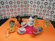Sit a while, have a cup of tea. by Archie McPhee Seattle, via Flickr