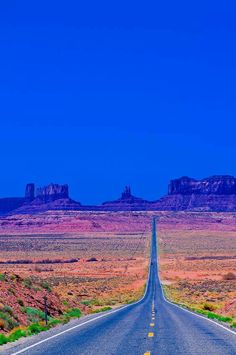Highway 163 Monument Valley Utah / Arizona