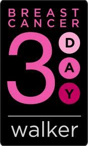 Susan G Komen 3 day walk - Just signed up for my 7th