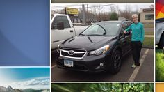 Dear Amy Stinton   A heartfelt thank you for the purchase of your new Subaru from all of us at Premier Subaru.   We're proud to have you as part of the Subaru Family.