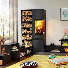 Gemütlichkeit Und Modernes Design Zugleich   Kein Problem Mit Den  Qualitativen Kaminöfen Von Panadero! Dau2026 | Moderne Kaminöfen Vom Kaminofen Shop24h.de  ...