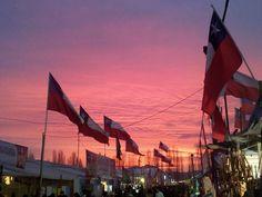 Fiestas Patrias. Buin, Chile.