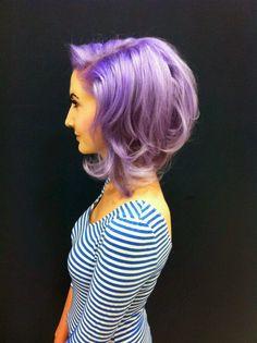 lavender hair ideas