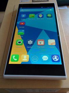 Los amigos de miteléfonochino.tk, nos han cedido uno de los nuevos terminales de la firma china Doogee, concretamente se trata del Doogee Dagger DG550, un gran teléfono tanto en tamaño como en espe...