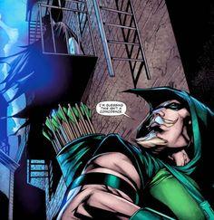 Green Arrow & Batman Art by Agustin Padilla & Ulises Arreola Story by James Patrick Arrow Comic, Im Batman, Batman Art, Batman Comics, A Comics, Batman Stuff, Comic Book Characters, Comic Character, Black Canary