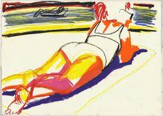 Yann Kebbi: Summer booty
