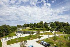 Renzo Piano's Ronchamp addition