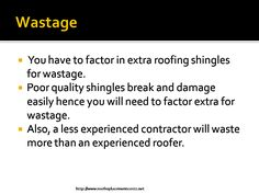 Roof Replacement Cost, Presentation, Articles