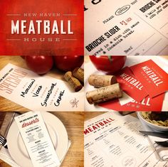 45 Restaurant Identity, Menu & Stationery Designs Showcase - Blog of Francesco Mugnai