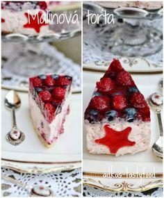 Fotorecept | Malinová torta - NajRecept.sk