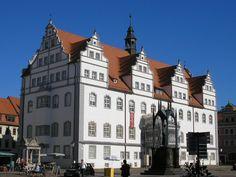 Wittenberg ~ Saxony-Anhalt ~ Germany ~ Town Hall