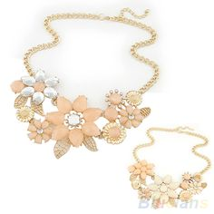 Fashion Women's Resin Flower Choker Bib Statement Necklace Collar Chain Pendant 009X     Tag a friend who would love this!     FREE Shipping Worldwide     Buy one here---> http://jewelry-steals.com/products/fashion-womens-resin-flower-choker-bib-statement-necklace-collar-chain-pendant-009x/    #new_earrings