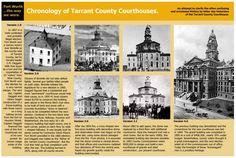 Tarrant County Courthouse, Fort Worth, Tarrant Co., Tx