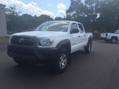 Used 2013 Toyota Tacoma Double Cab Long Bed V6 Auto 4WD for Sale in Jackson MS 39209 Diversified Auto Sales