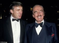 Bad news: Donald Trump's father Fred (above in 1990) was arrested in 1927 following a fight between police and      members of the Ku Klux Klan in new York City  	 News Donald Trump hits back as he faces claims his father was arrested when anti-Catholic Ku Klux Klansmen attacked police in New York in 1927 and says: 'It never happened'