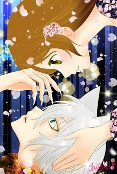reinzsinjoy: Above you, Below you Art credits to... - Kamisama Hajimemashita