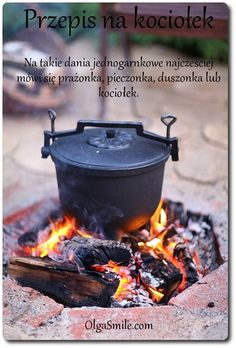 Przepis na kociołek Bbq Grill, Grilling, Diet Recipes, Recipies, Polish Recipes, Polish Food, Mellow Yellow, Food Design, Little Bunny Foo Foo