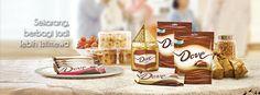 Mix Berries Dove® Choco Waffle