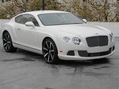 Dream Car 2013 Bentley Continental GT