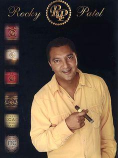 Rocky Patel Cigars Ad - 2009